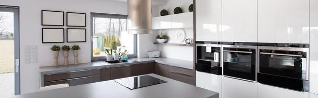 Moderne Wohnungseinrichtung